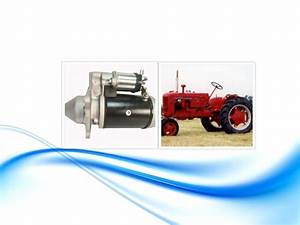 Are You Looking For High Quality Starter Motor For Case