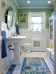 kid friendly coastal bathroom kids coastal decor