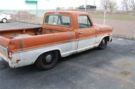 ford f250 wide crown vic california patina nr