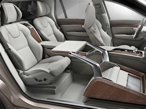Volvo Xc90 Lounge Concept Looks Incredible