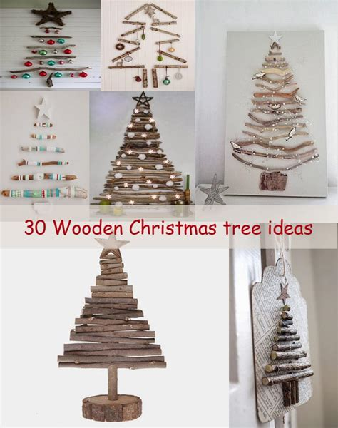 buy wooden christmas tree 30 wooden christmas tree ideas my desired home 4126