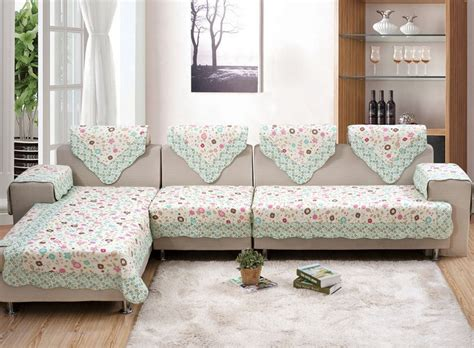 Sofa Set Covers Designs by Sofa Cover Set New Design 100 Cotton Materials Seat