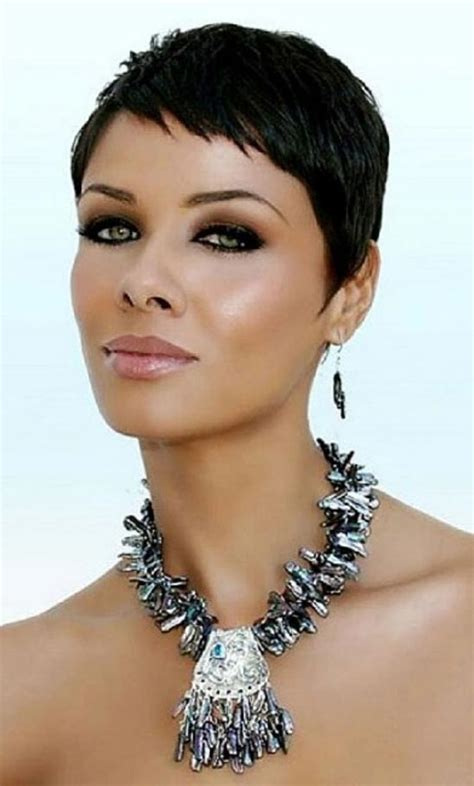Black Pixie Hairstyles by 15 Amazing Pixie Haircuts For Black