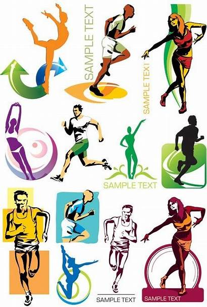 Sports Vector Illustrations Fitness Titanui