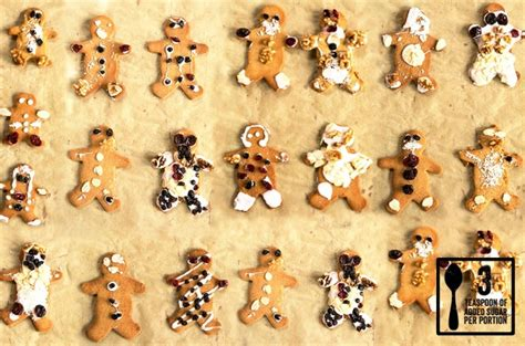 gingerbread people bread recipes jamie oliver