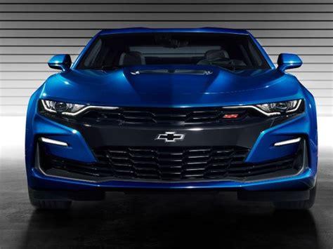 Build, Price Your Ideal 2019 Chevrolet Camaro Online Now