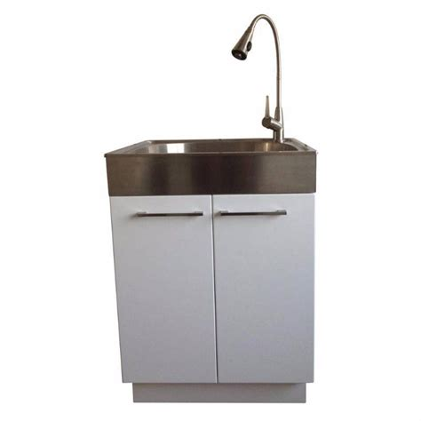 sink at the door all in one 25 98 in x 22 83 in x 31 10 in stainless