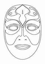 Maskers Hugolescargot Masken Venecia Masques Maschere Venetiaanse Croquis Ludinet Veneza Coloriages Mascara Colorir Recortables Máscara Totens Fêtes доску выбрать Uitprinten sketch template