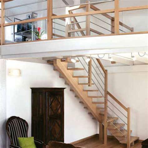 escalier bois quart tournant escalier en bois quart tournant sans contremarche quart