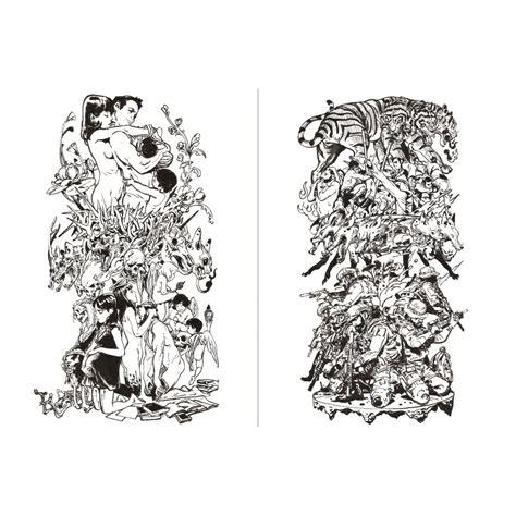 Kim Jung Gi Sketchbook 2018 Liber Distri Artbooks And More