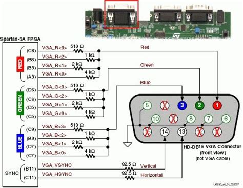 Vga Wiring Diagram by Vga To Component Wiring Diagram Thank You For Visiting