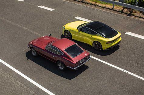 Nissan Unveils New 400Z - Z Car Prototype