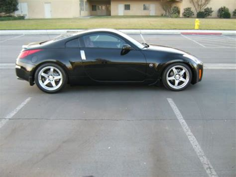 how things work cars 2005 nissan 350z windshield wipe control purchase used 2005 nissan 350z enthusiast coupe 2 door 3 5l in ripon california united states