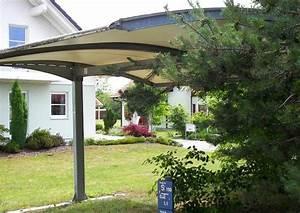 Carport Mit Plane : stellplatz carport und garage positionierung lage und platzbedarf ~ Markanthonyermac.com Haus und Dekorationen