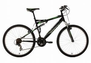 Mountainbike Auf Rechnung : fully mountainbike 26 zoll schwarz gr n 21 gang kettenschaltung paladin ks cycling online ~ Themetempest.com Abrechnung