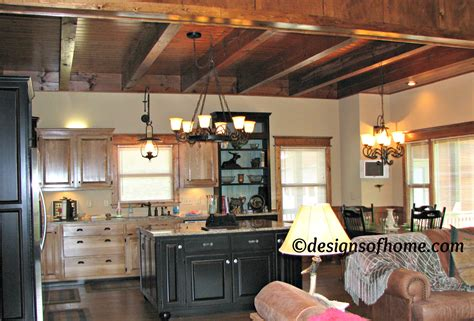 rustic log cabin kitchen ideas small rustic cabin kitchens www imgkid the image