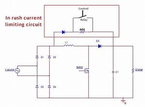 Inrush Current Limiting Circuit