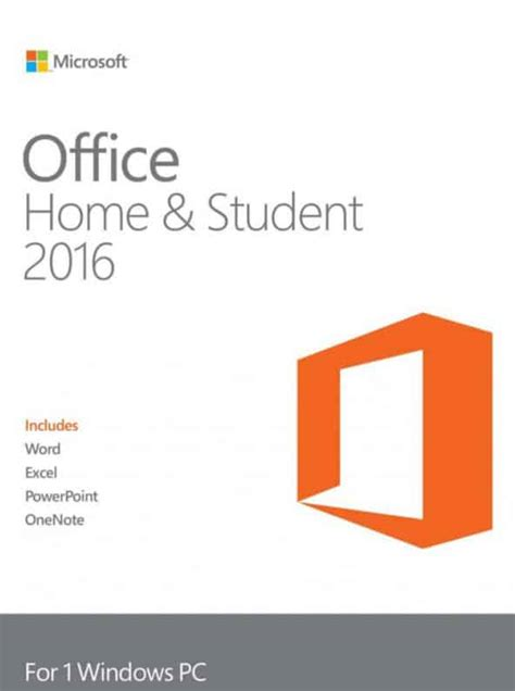 buy microsoft office home student 2016 cd key