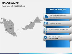 Malaysia Map Powerpoint