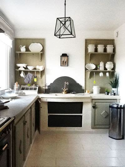 cuisine de charme ancienne 6 cuisines d 39 internautes 6 styles différents côté maison