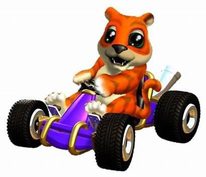 Crash Racing Team Ctr Pura Kart Deviantart