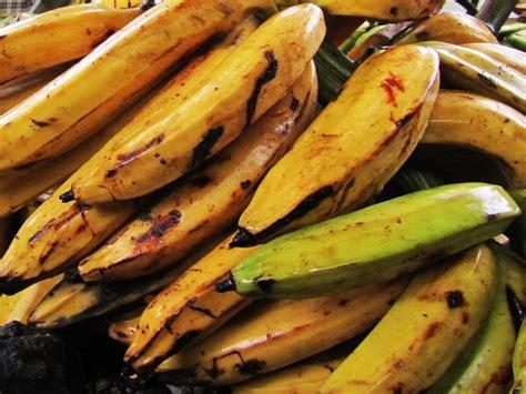 cuisiner les bananes plantain banane alloco
