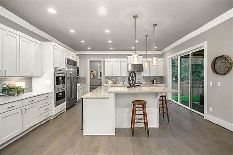 The 25 Most Gorgeous White Kitchen Designs For 2018