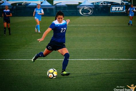 Penn State Women's Soccer To Open Ncaa Tournament Against