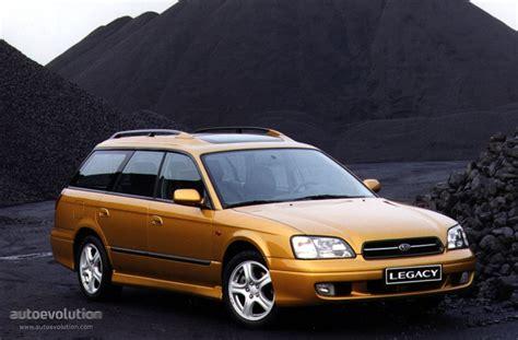 subaru legacy wagon specs