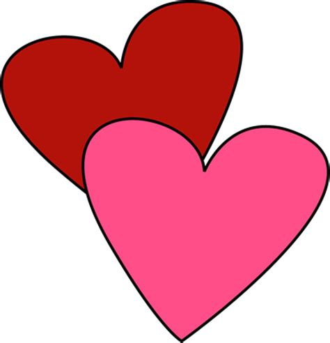 Valentine Hearts Clip Art - Valentine Hearts Image