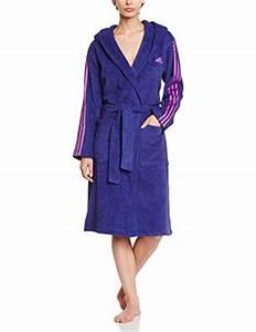Bademantel Damen Adidas : adidas damen bademantel 3 stripes amazon purple f14 flash pink s15 xl modische modemodische mode ~ Orissabook.com Haus und Dekorationen