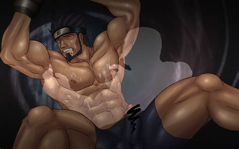 Rule 34 Abs Bondage Censored Naruto Penis Sarutobi Asuma
