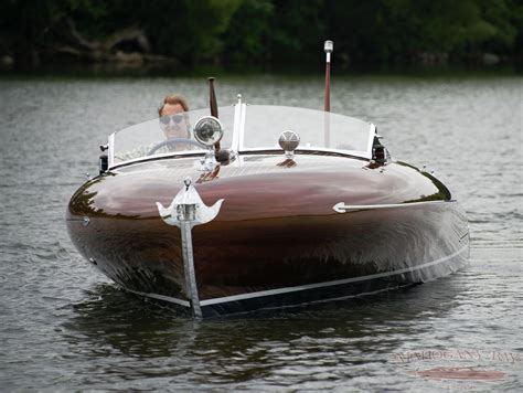 Classic Wooden Speed Boats For Sale by 1939 24 Greavette Streamliner Classic Wooden Boats For