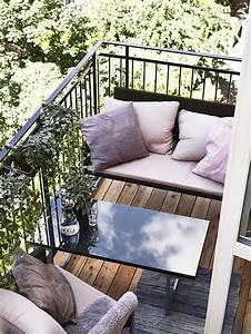 Schmalen Balkon Gestalten : balcones peque os y modernos 60 fotos e ideas de ~ Articles-book.com Haus und Dekorationen