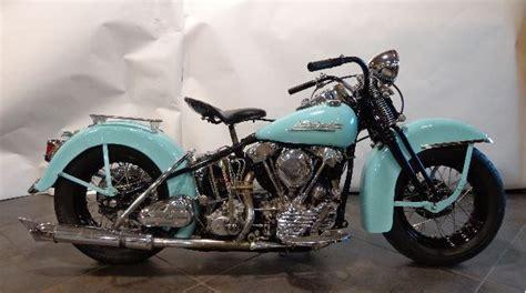 1946 Harley-davidson Knucklehead