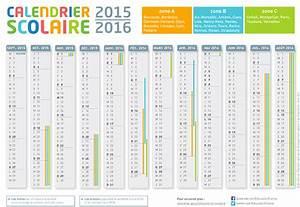 Dates De Vacances Scolaires 2016 : dates des vacances scolaires en 2015 2016 ~ Melissatoandfro.com Idées de Décoration
