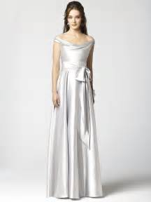 silver bridesmaid dress team wedding colorful wedding gowns silver inspiration