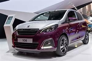 Peugeot 108 Prix Ttc : les prix de la peugeot 108 actu automobile ~ Medecine-chirurgie-esthetiques.com Avis de Voitures