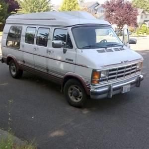 Buy Used Dodge Ram Conversion Camper Van In Gig Harbor