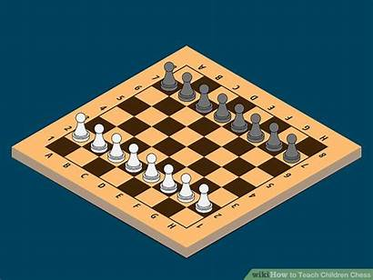 Teach Chess Children Wikihow Step