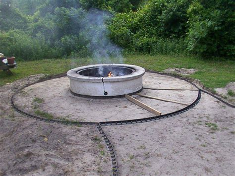 outdoor pit designs for warm evenings pit