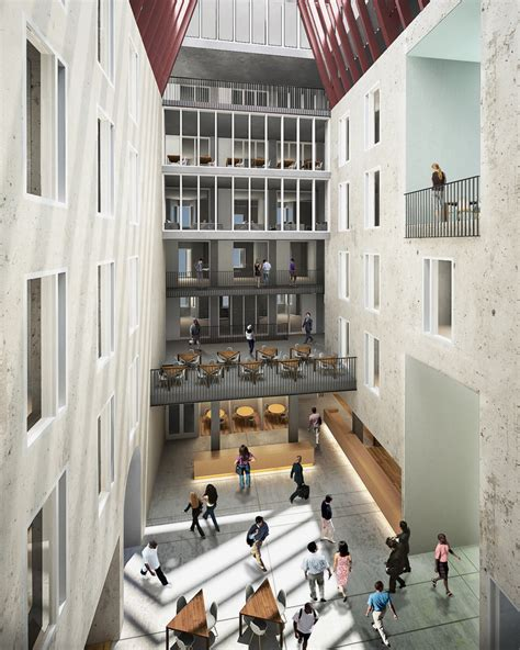 ceu campus  odonnell tuomey breaks ground  budapest