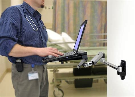 Ergotron Lx Desk Mount Notebook Arm by Ergotron Lx Desk Wall Mount Notebook Arm Laptopcomfort