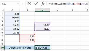 Stichprobengröße Berechnen Excel : excel durchschnittswert berechnen chip ~ Themetempest.com Abrechnung