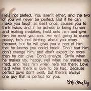 Czeshop Images Bob Marley Love Quotes Hes Not Perfect