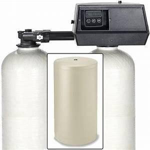 Review Of Fleck 9100sxt Dual Tank Water Softener