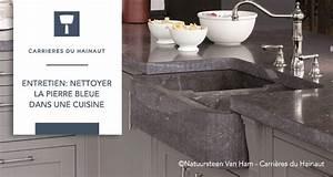 La Pierre Bleue : entretien nettoyer la pierre bleue dans une cuisine ~ Melissatoandfro.com Idées de Décoration