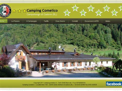 campeggi  montagna  veneto camping freedom