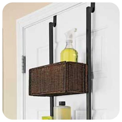 The Door Bathroom Organizer by How To Organize Your Bathroom Imom