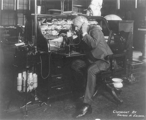 The Telephones Of Thomas Edison
